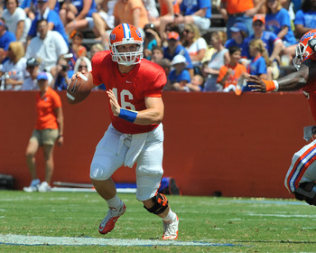 Look for UF reserves like freshman quarterback Jeff Driskel to see extended playing time against Furman.