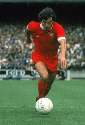 Kevin Keegan in his Liverpol glory days