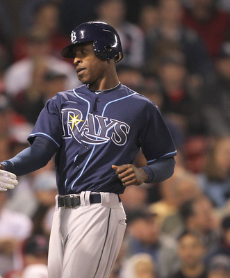 Could B.J. Upton live up to the pressure that comes with playing in a big city?