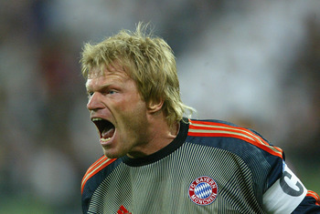 Oliver Kahn rips into his teammates