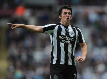 Barton dishes out the orders at Newcastle