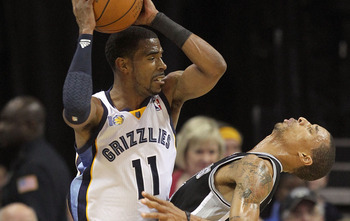 Looking for surprises this postseason? Start with Memphis gaining the upper hand on San Antonio
