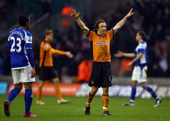 Can Stephen Hunt help Wolves avoid the drop at the suffering of Birmingham?