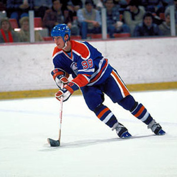 Despite a 212 point season from Wayne Gretzky, the 1982 Edmonton Oilers were shocked by the LA Kings.