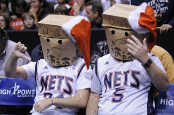 There will be no more Nets fans hiding in shame in the coming years
