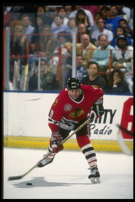 The 1991 Chicago Blackhawks captured the President's Trophy only to be upset in the largest point differential in NHL history.