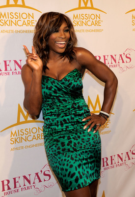 BEL AIR, CA - JULY 12:  Professional tennis player Serena Williams attends her Pre-ESPYs House Party held at a private residence on July 12, 2010 in Bel Air, California.  (Photo by Charley Gallay/Getty Images for SW)
