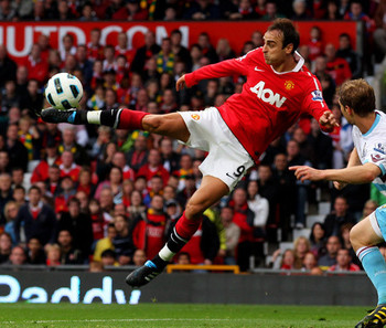 Clearly, Blood Drainage Is Not Berbatov's Only Talent