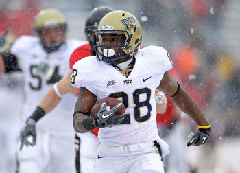 Dion Lewis, RB, Pittsburgh Panthers
