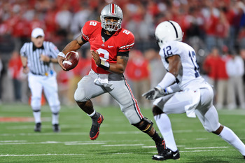 Terrelle Pryor will be back in plenty of time to take on Penn State.