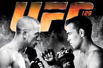 UFC 129: Rogers Centre Toronto, Ontario, Canada