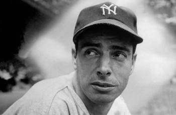 Joe DiMaggio's 56 game hitting streak still stands as one of baseball's most cherished single season records.