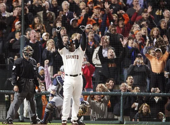 Barry Bonds' 73 home runs in a single season should never be broken for the right reasons.