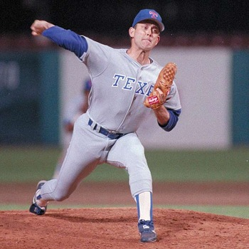 While most pitchers hope to throw just one no-hitter, Nolan Ryan can boast of seven.