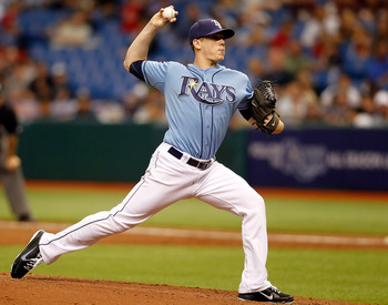 Jeremy Hellickson of the Rays