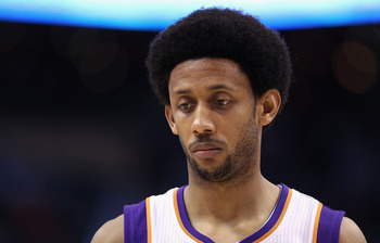PHOENIX, AZ - MARCH 30:  Josh Childress #1 of the Phoenix Suns during the NBA game against the Oklahoma City Thunder at US Airways Center on March 30, 2011 in Phoenix, Arizona.  The Thunder defeated the Suns 116-98. NOTE TO USER: User expressly acknowledg
