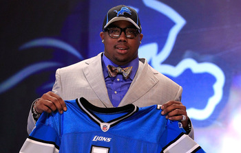 Mr. Fairley, you, my friend, are the NFL draft's prom king.