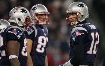 Tom Brady: the most famous sixth round pick of all time.
