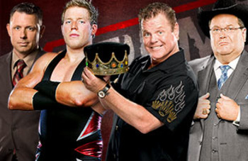 Copyright WWE