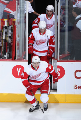 A first round upset of Phoenix was a great first step for a potential enduring playoff run for the Red Wings.