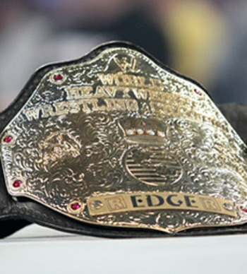 Who will be the new World Heavyweight Champion after Extreme Rules?