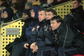 Graham Taylor did have success at Watford FC