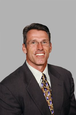 MINNEAPOLIS - 2008:  Rick Spielman of the Minnesota Vikings poses for his 2008 NFL headshot at photo day in Minneapolis, Minnesota.  (Photo by Getty Images)