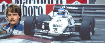 Keke Rosberg (father of Nico)