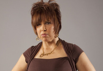 Vickie Guerrero Cougar Necklace WWE Extreme Rules Resu...