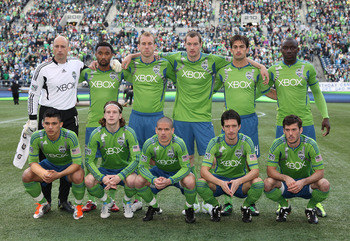 The Seattle Sounders picked up an important home win over Toronto FC