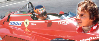 Gilles Villeneuve (father of Jacques)