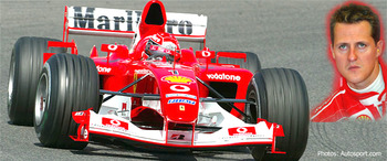 Michael Schumacher (brother of Ralf)