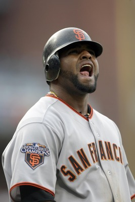 Pablo Sandoval is just the most recent in a long line of key Giants who have been injured