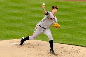 Matt Cain should not be used as trade bait
