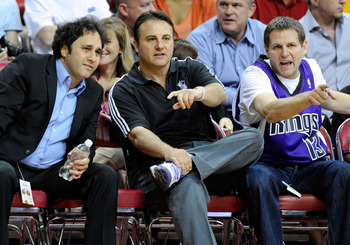 The Maloof brothers want to move to Anaheim and they may have to tank next season to get it approved by the NBA.