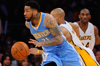 Wilson Chandler good make his way back to NY
