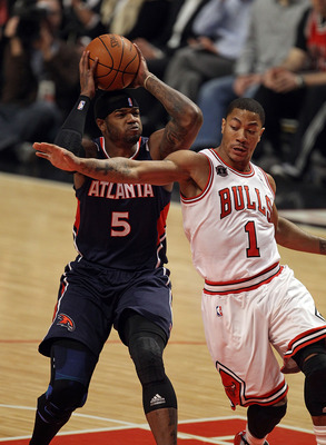 Josh Smith needs to out play Carlos Boozer