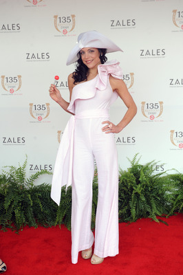LOUISVILLE, KY - MAY 02: Bethenny Frankel arrives at the 135th Kentucky Derby at Churchill Downs on May 2, 2009 in Louisville, Kentucky. (Photo by Jeff Gentner/Getty Images)