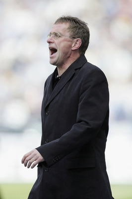 Could Schalke boss Ralf Ragnick lead Schalke to their first CL Final?