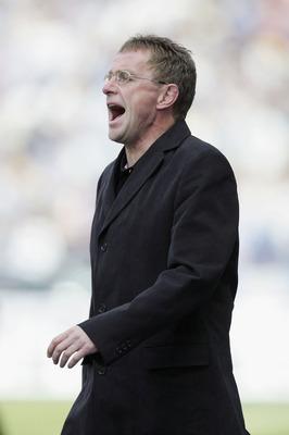 Could Schalke boss Ralf Ragnick lead Schalke to their first CL Final?