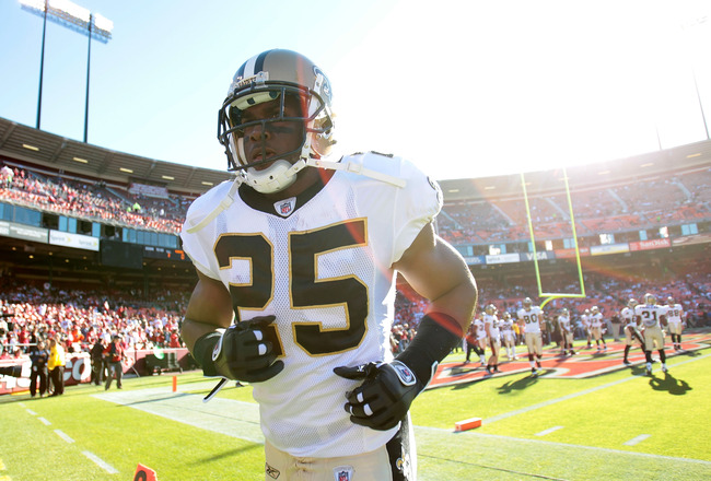 Big Easy Break Up: Where Will Reggie Bush Land in 2011?