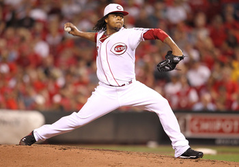 The electric but inconsistent Edison Volquez