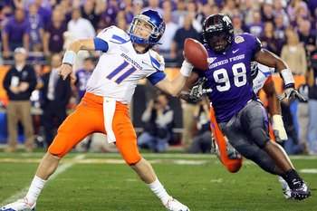 BCS Busters Boise State and TCU