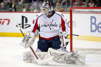 Holtby proved that he could be an NHL level goaltender, and is third on the depth chart for the Caps.
