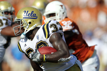 2010 UCLA v Texas Non-Conference Surprise