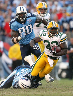 Tulloch against Green Bay