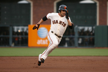 Andres Torres is getting close to returning, but the Giants aren't rushing him back