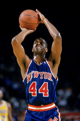 Sidney Green, then of the Knicks