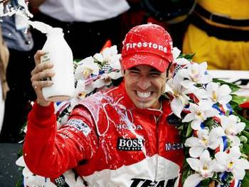 "Helio will go for his fourth ""500"" win this year"