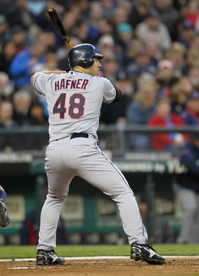 Travis Hafner has had a comeback season this year.